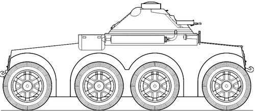 Magirus ARW Mannschaftstransportwagen