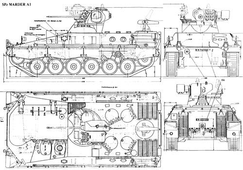 Marder A1 SPz