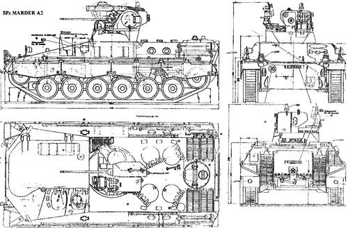 Marder A2 SPz