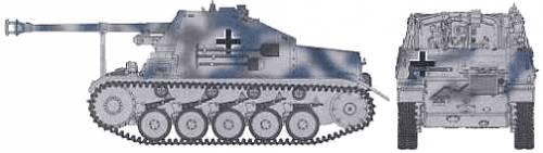 Marder II PanzerJager 7.5cm Pak