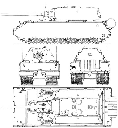 Maus Pz.Kpfw.VIII 1944