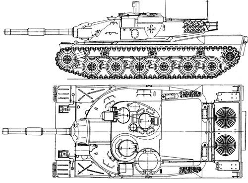MBT 70 (Kfz.70)