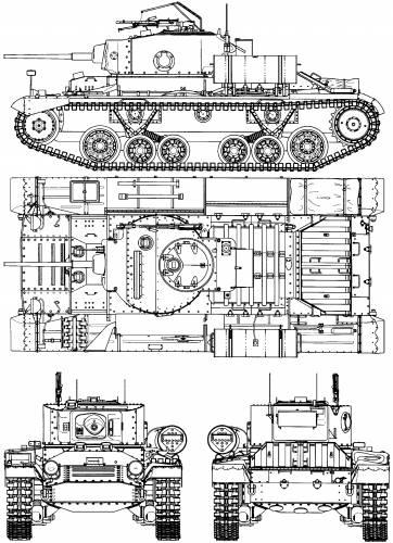 Mk.III Valentine III