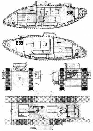 MK V Composite WWI