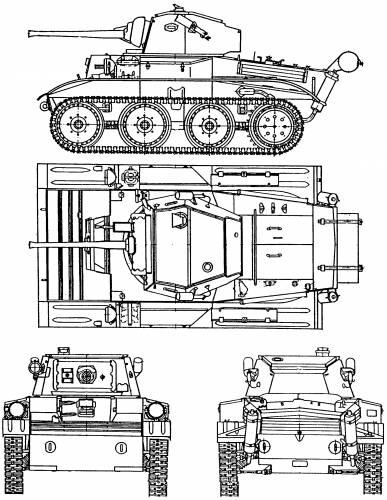 Mk.VII Tetrach