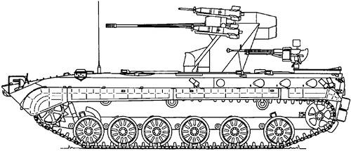 MLI-84M1 + OWS-25R