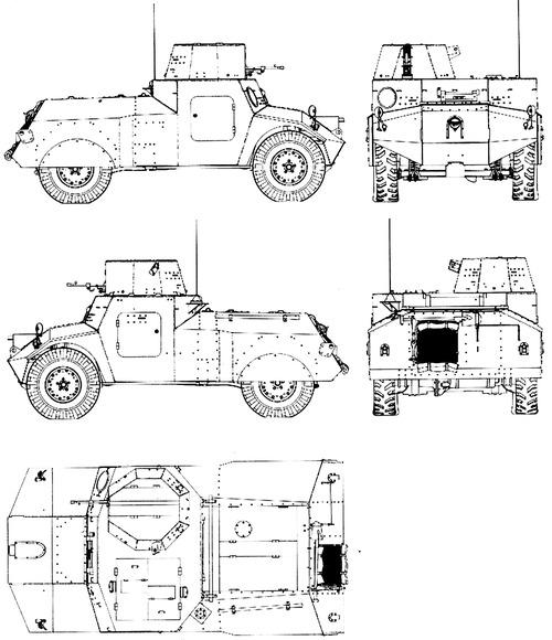 Morris Light Reconnaissance Car (LRC)