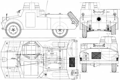 Morris LRC Mk.I (1940)