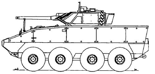 Mowag Piranha IV