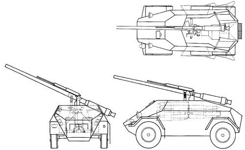 OA S971 Jarmila 82mm