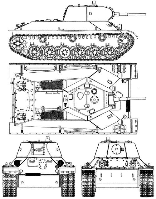 Object 126 (T-50)