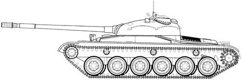 Object 140 1954