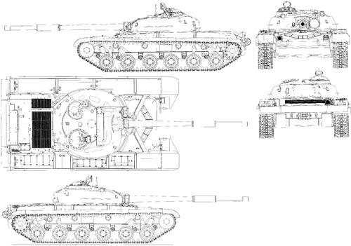 Object 432 (T-64)