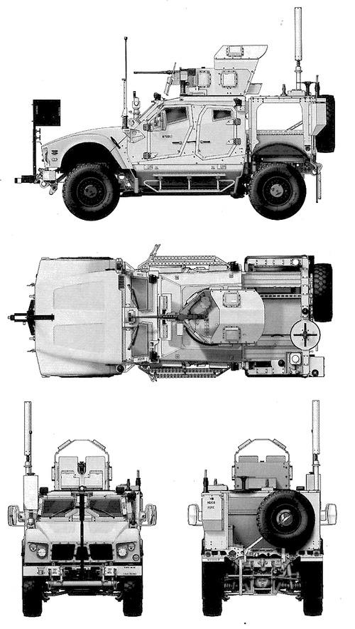 Oshkosh M-ATV MRAP
