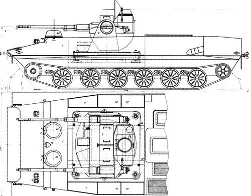 OT-62 Topaz 30mm AA Gun