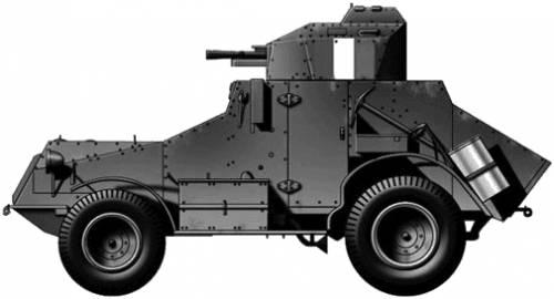 Panhard 165 AMD