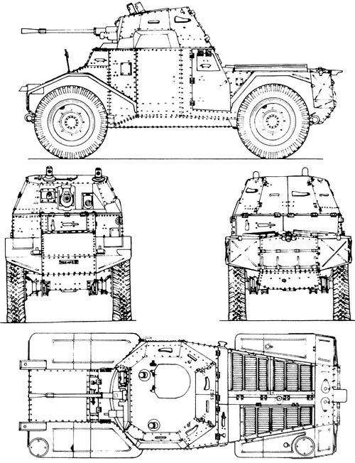 Panhard 178 AMD 35 1935