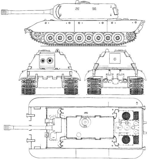 Panzer-Tiger Maus