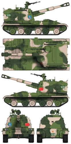 PLA PLZ-83A SPH