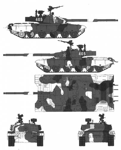 PLA ZTZ99B