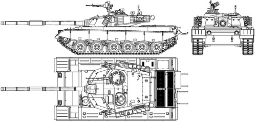 PLA ZTZ-96