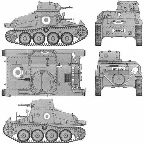 R1 Tankette