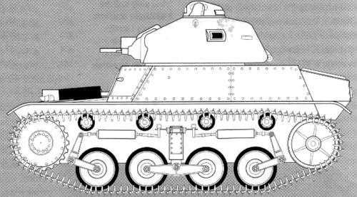 Renault AMC 34 APX-1 Turret