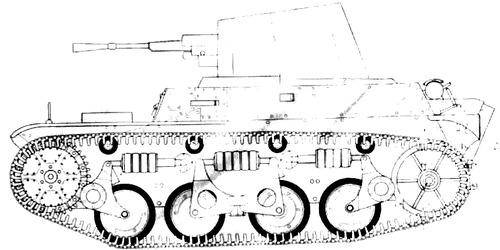 Renault AMR-35 13.2mm