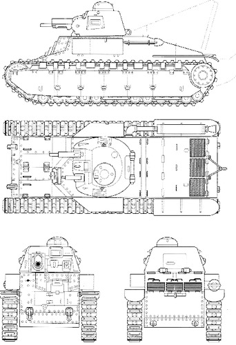 Renault D1