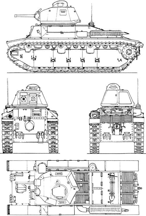 Renault D2 1940