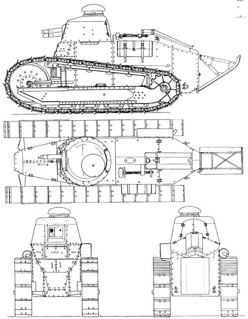 Renault FT-17 37mm