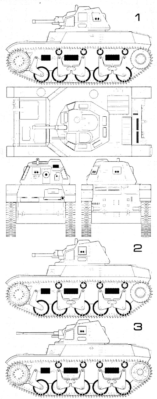 Renault Mle.1934 AMC-34