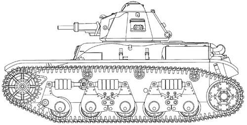 Renault R-35 SA-38 Cannon