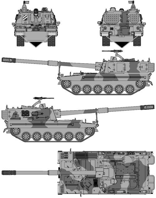 ROK K9 SPG