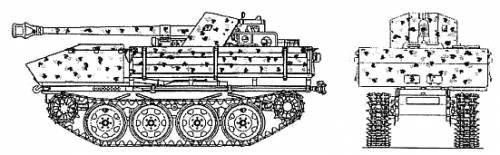 RSO Raupenschlepper Ost 7.5cm Pak 40