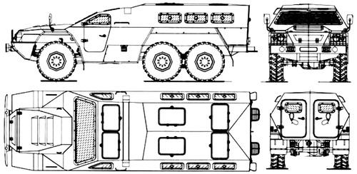 SBA-60K2 Bulat