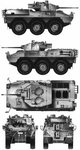 SGSDF Type 87 RCV
