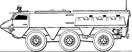 Sisu XA-180 APC