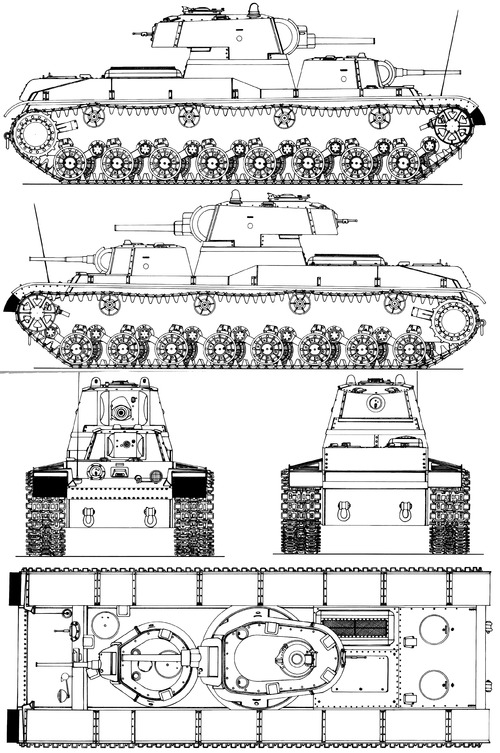 SMK 1939 (Sergei Mironovich Kirov)