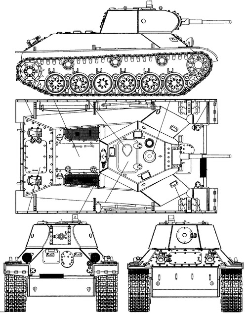 SP Object 126 (T-126)