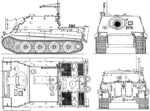 Sturmtiger 38cm RW 61