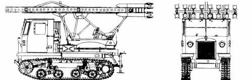 STZ-5 Katyusha
