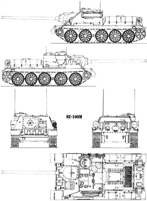 SU-100M
