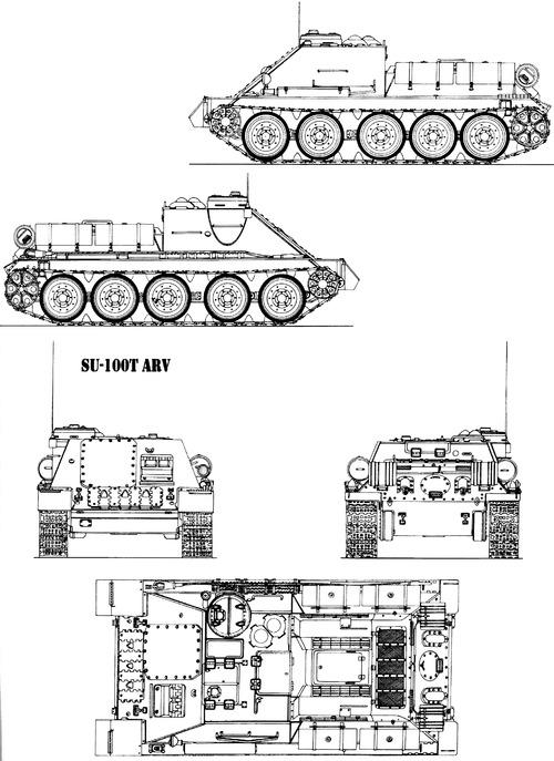 SU-100T ARV