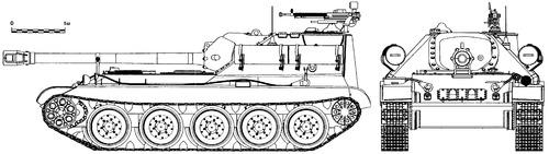 SU-102 12mm (1945)