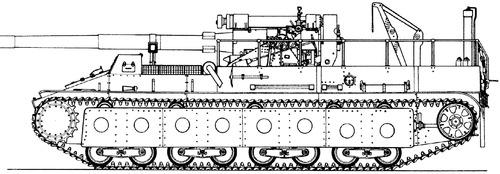 SU-14-1 152mm BR-2