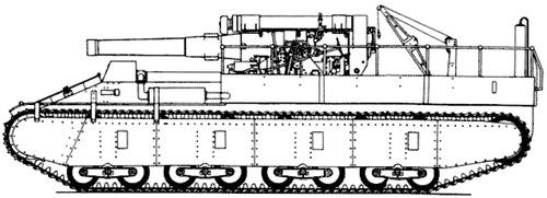 SU-14 203mm B-4 SPG