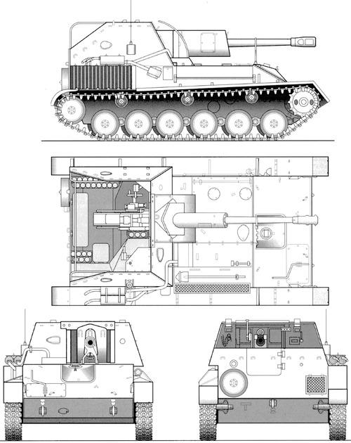 SU-76M Early