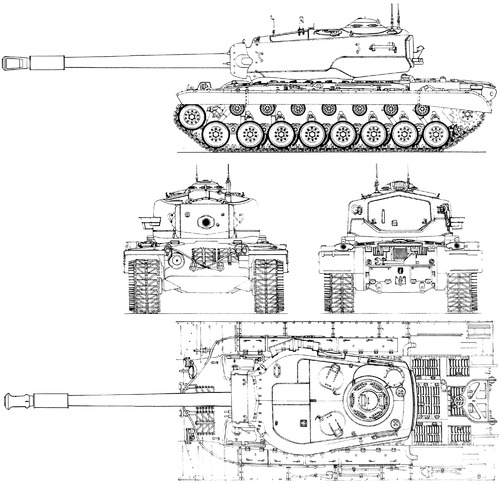 T34 Heavy Tank (1945)