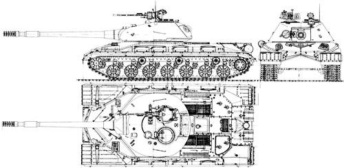 T-10 (Object 734)